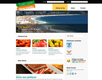 Website Tudo com Desconto