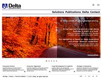 Website Delta EF