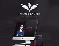 Dixon & Lamber | Law Firm WP Theme