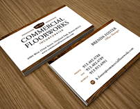 Commercial Floorworks Branding