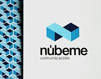 NÚBEME COMUNICACIÓN | Identidad Corporativa