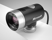 Microsoft LifeCam HD Webcam