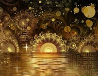 Selected Digital Paintings (2010-2012)