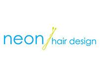 Neon Hair Design - Brand Identity