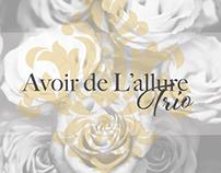 Avoir De L'allure essential oil packaging