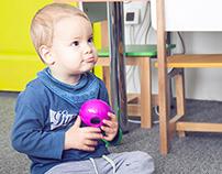 🇽🇰 Some photos at AMA kindergarten