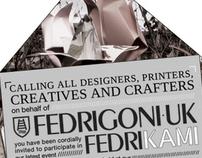YCN Fedrigoni London Paper Showroom Brief
