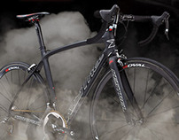 Kestrel Bicycles / Legend Campaign