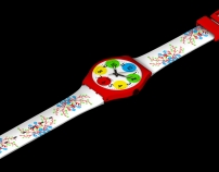 Cristal Balls - Swatch MTV Playground