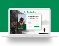 Desjardins Intranet