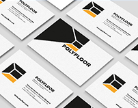 Brand Identity for polymer floor company