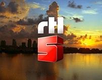 RTL5 idents 2012