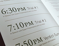 Trial By Jury Symposium Materials