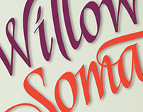 Logo Design: Willow Somatics