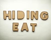 Hiding Eat - Environmental Vegetarianism
