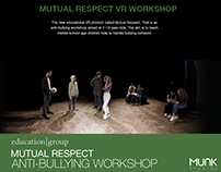 Mutual Respect VR Educational Workshop