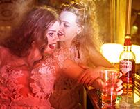 "WEDDING DRESS CAMPAIGN ""Diplò Armonìa Collection"""