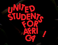 United Students for Africa logo