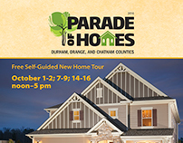2016 Parade of Homes magazine
