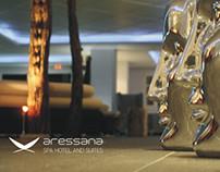 Aressana Spa Hotel & Suites, Fira, Santorini.