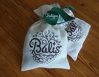 Balis Flower Fabric