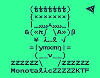 Monotalic Font Family