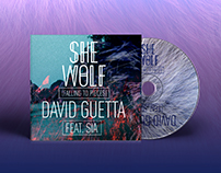 """She Wolf"" album cover"