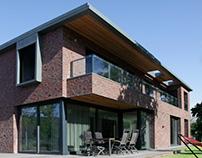 Archstudio Architecten Villa Park Brederode Bloemendaal