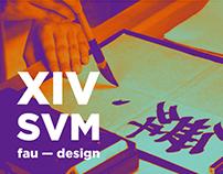 Marca XIV SVM fau - design Mackenzie