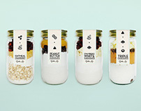 Milk & Honey Co. / Branding
