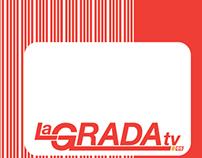 "IDENTIDAD CORPORATIVA ""LA GRADA TV"""