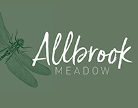Allbrook Meadow Nature Board