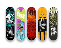 Random Boards
