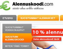 Alennuskoodi Finland