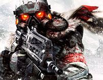 Killzone 3 - Game website