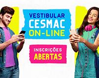 Campanha Vestibular Cesmac 2021