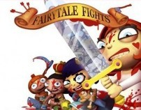 Video game: Fairytale Fights (2009)