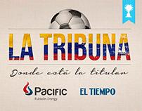 La Tribuna el Tiempo / Pacific