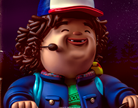 Stranger Things - chocotoy