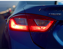Chevrolet Cruze - Make way