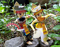 Legong Dancers