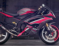 R6 PAOLO - Racing Graphics [2015]