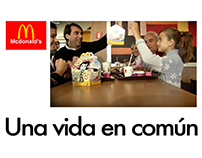 Internal campaign Mc Donald´s