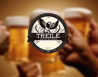 Proyecto de Imagen e Identidad corporativa para cerveza