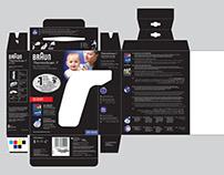 BRAUN_Medical Product Box Desing & Branding