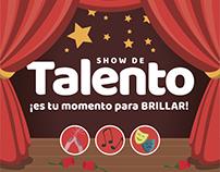 Show de Talento de Solar Depot