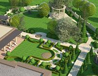 Personal Garden Petrovsky Park