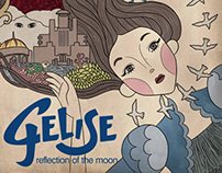 "Gelise ""Reflection of The Moon"""