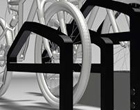 Elevate Bike Rack