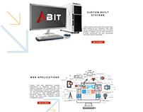 ABIT SYSTEM (Web Design)